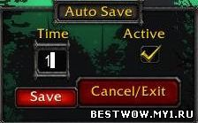 AutoSave (for client 3.0.x)